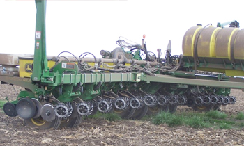 Planter Fertilizer 2962
