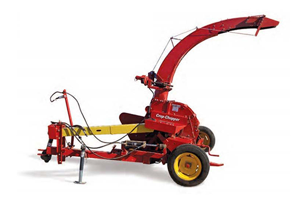 New Holland | Forage Equipment | Crop Chopper® Flail Harvester for sale at Kunau Implement, Iowa