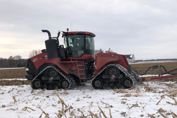 AFS Connect™ Steiger Series AFS Connect™ Steiger® 580