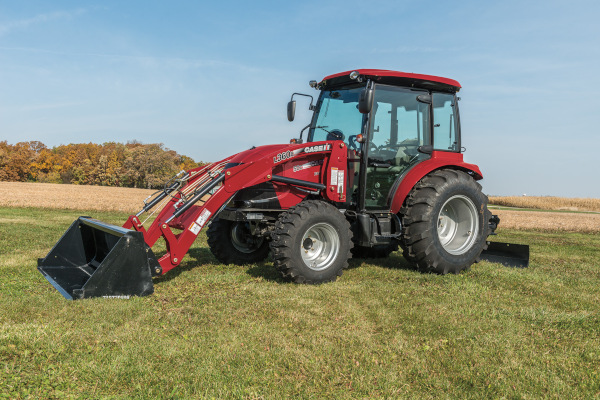 Case IH Compact Farmall® 55C for sale at Kunau Implement, Iowa