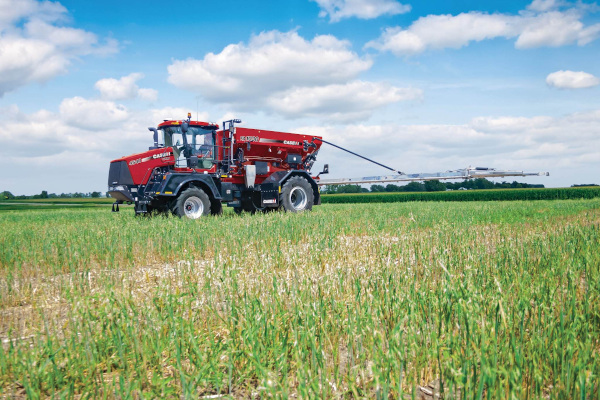 Case IH FA 1030 Air Boom Applicator for sale at Kunau Implement, Iowa