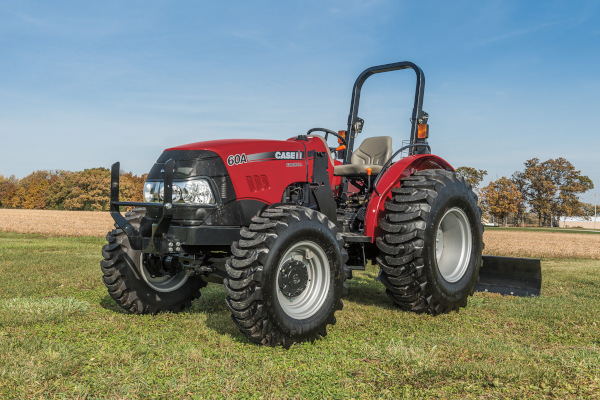 Case IH Farmall® Utility 60A for sale at Kunau Implement, Iowa