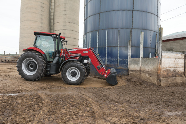Case IH | L705 Series Premium Loaders | Model L755 for sale at Kunau Implement, Iowa
