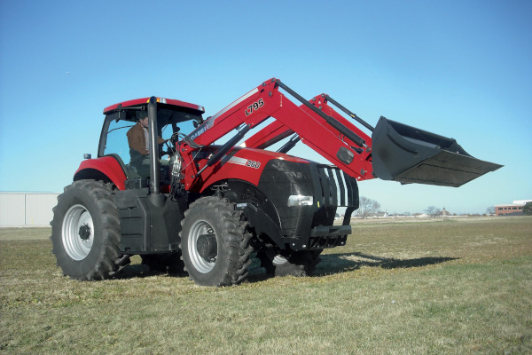 Case IH | L705 Series Premium Loaders | Model L795 for sale at Kunau Implement, Iowa