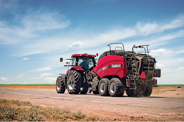 Case IH LB334 Large Square Baler for sale at Kunau Implement, Iowa