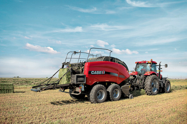 Case IH | Case IH Balers | Large Square Balers for sale at Kunau Implement, Iowa