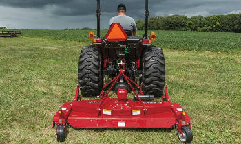 Tractor Attachments & Implements - Finish Mowers