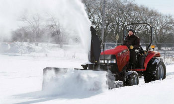 Tractor Attachments & Implements - Snow Blowers