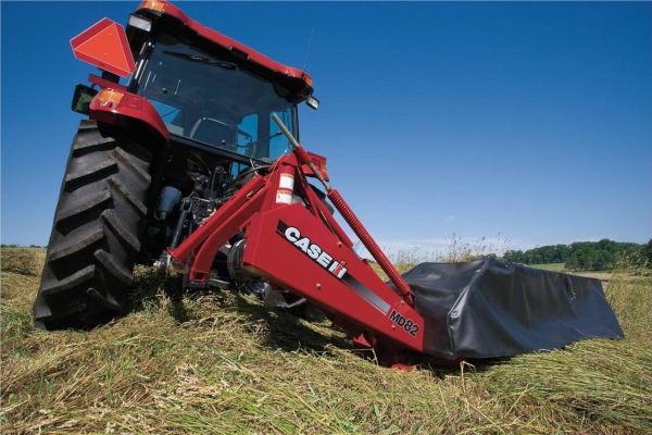 Case IH MDX21 (Econ) Rotary Disc Mower for sale at Kunau Implement, Iowa