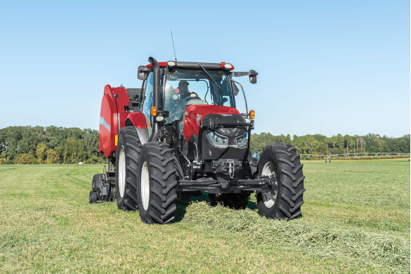 Case IH Maxxum 125 for sale at Kunau Implement, Iowa