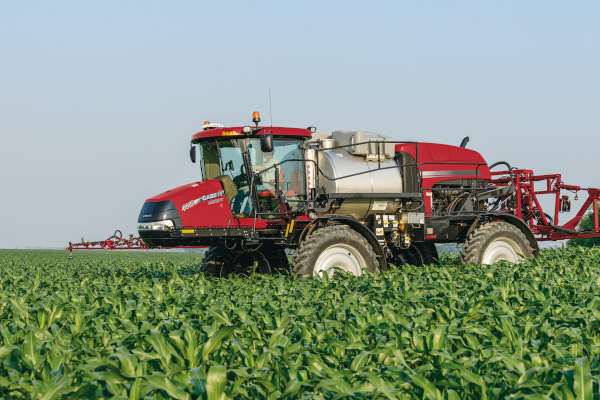 Case IH | Patriot® Series Sprayers | Model Patriot 4440 for sale at Kunau Implement, Iowa