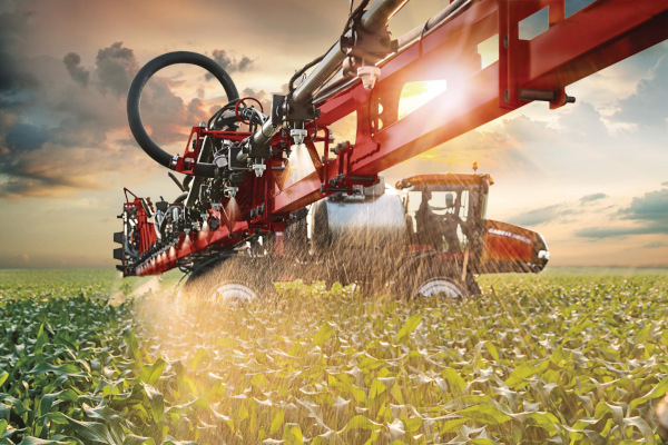 Case IH Advanced Farming Systems - Section & Rate Control