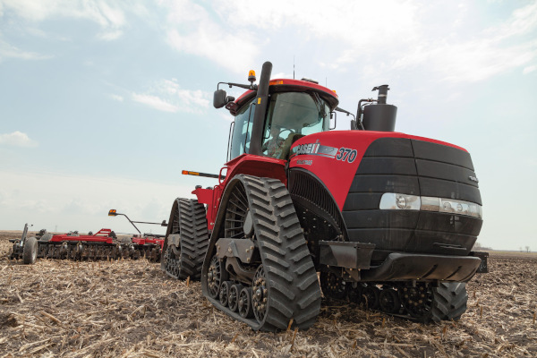 Case IH Steiger 370 for sale at Kunau Implement, Iowa