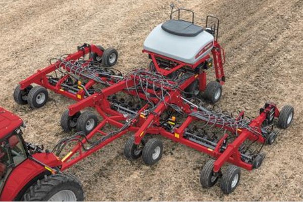 Case IH TRUETRACKER™ for sale at Kunau Implement, Iowa
