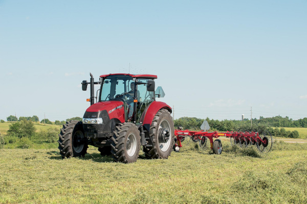 Case IH WR 102 - 8 Wheel for sale at Kunau Implement, Iowa