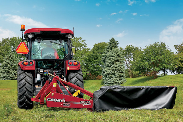 Case IH MD83 (HD) for sale at Kunau Implement, Iowa