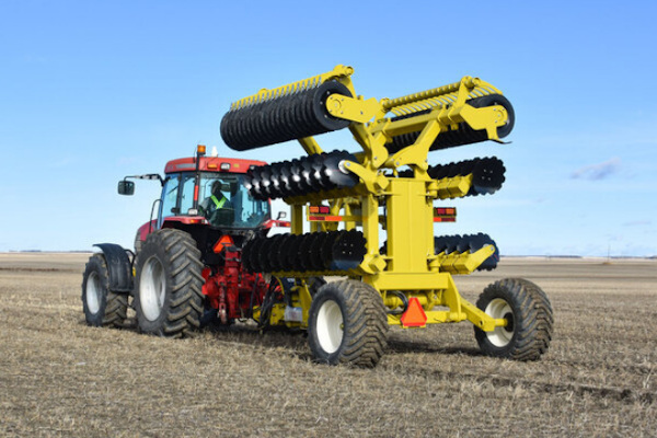 Degelman PT14NT for sale at Kunau Implement, Iowa