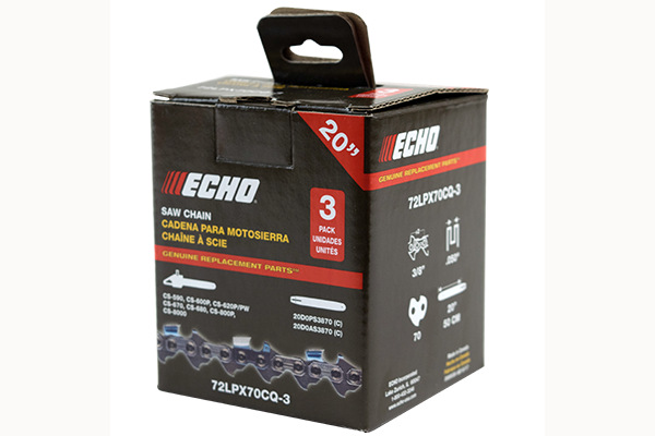 Echo | Chain Saw Accessories | 3-Pack Chains for sale at Kunau Implement, Iowa
