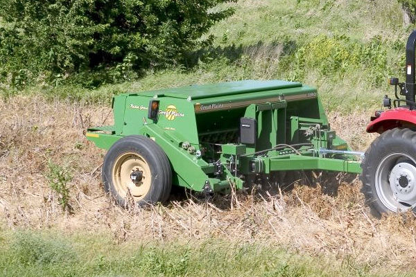 Great Plains | Compact Drills | 10' End Wheel No-Till Compact Drill for sale at Kunau Implement, Iowa