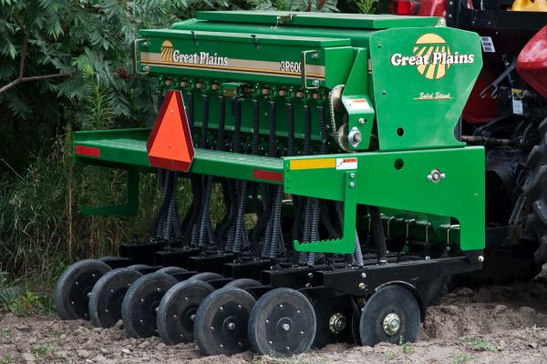 Great Plains | Compact Drills | 5' & 6' Mounted Min-Till Compact Drills for sale at Kunau Implement, Iowa