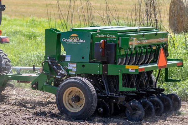 Great Plains | Compact Drills | 6' End Wheel No-Till Compact Drill for sale at Kunau Implement, Iowa