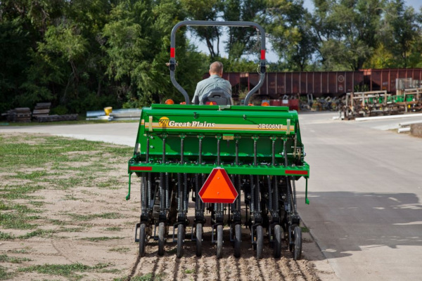 Great Plains | Compact Drills | 6' Mounted No-Till Compact Drill for sale at Kunau Implement, Iowa