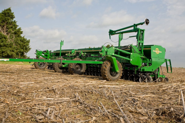 Cover Crops - 40' 3-Section Heavy-Duty No-Till Drill