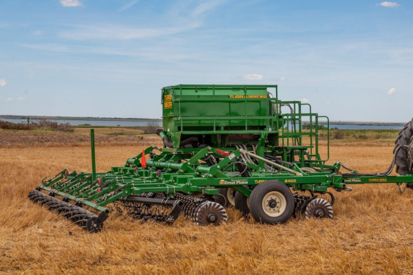 Cover Crops - Cover Crop Seeder