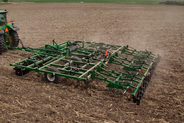 Great Plains | Conventional Tillage | Disc-O-Vator® for sale at Kunau Implement, Iowa