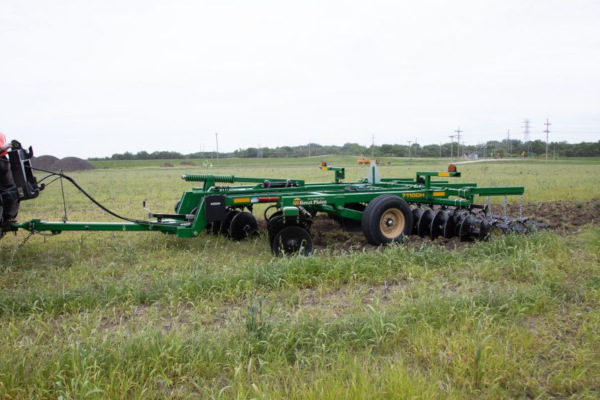 Great Plains | Conventional Tillage | 7000 Series Disk Harrow for sale at Kunau Implement, Iowa