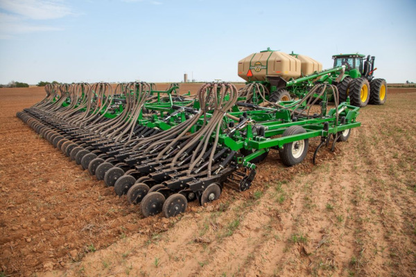 Great Plains | Air Drills | Field Cultivator Air Drill for sale at Kunau Implement, Iowa