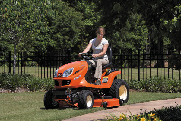 Kubota | Mowers | Lawn & Garden Tractors for sale at Kunau Implement, Iowa