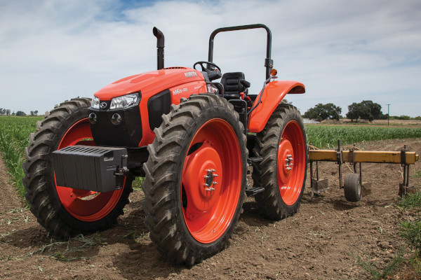 Specialty Tractors - High Clearance Tractors
