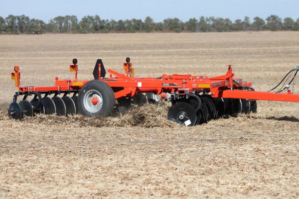 Class I: Seedbed Finishing - 8100 Tandem