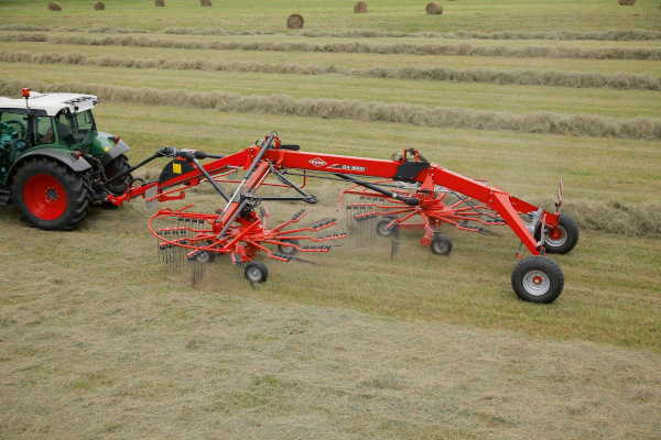 Kuhn GA 7530 for sale at Kunau Implement, Iowa