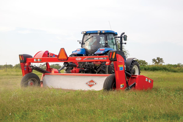 Kuhn GMD 2851 TL for sale at Kunau Implement, Iowa