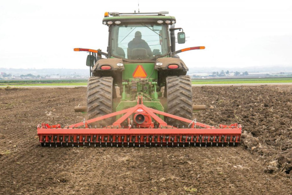 Power Harrows HR 3504 D