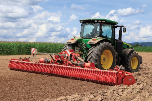 Power Harrows HR 6040 R