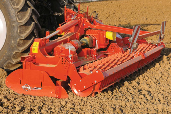 Power Harrows HRB 353 DN