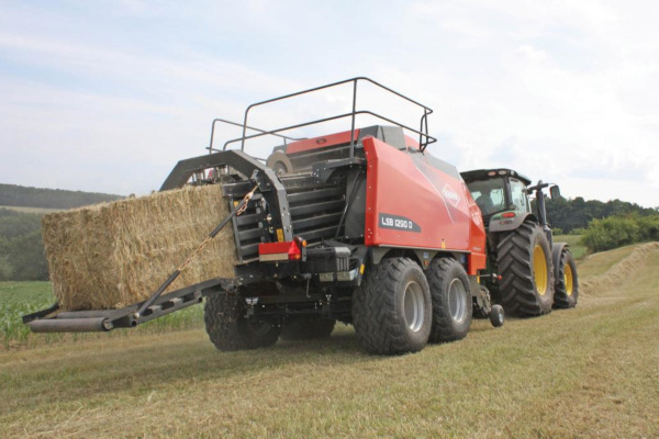 Kuhn | Baler | Large Square Balers for sale at Kunau Implement, Iowa