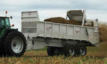 Manure Spreaders - Rear-Discharge Spreaders