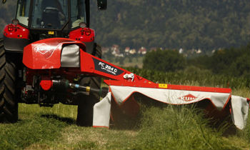Mower Conditioners - Mounted Disc Mower Conditioners