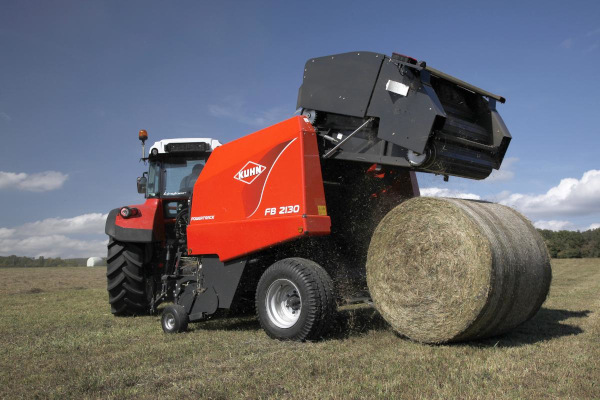 Kuhn | Baler | Round Balers for sale at Kunau Implement, Iowa