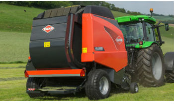 Round Balers - Variable Chamber Balers