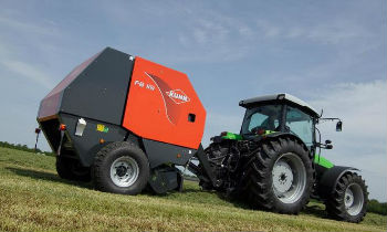 Round Balers - Fixed Chamber Balers