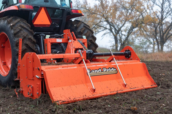 Land Pride | Rotary Tillers | RTR25 Series Rotary Tillers for sale at Kunau Implement, Iowa