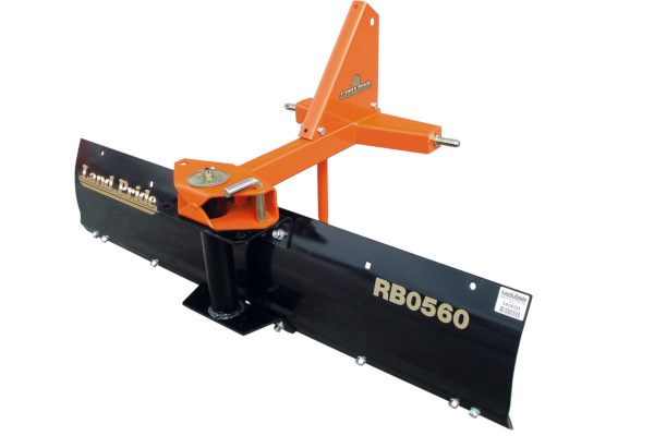 Land Pride | RB05 Series Rear Blades | Model RB0560 for sale at Kunau Implement, Iowa