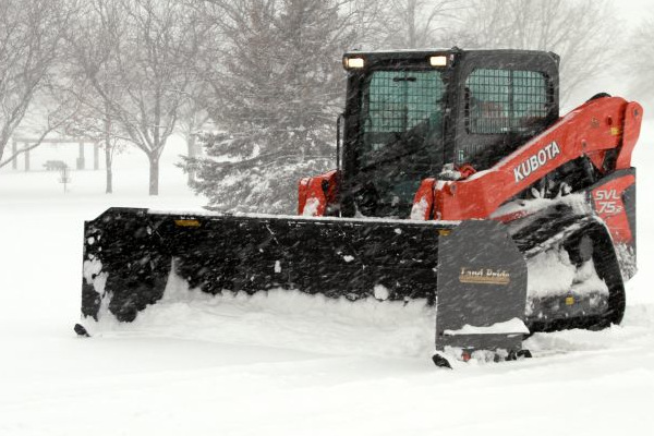 Land Pride | SSP25 Snow Pushers | Model SSP2512 for sale at Kunau Implement, Iowa