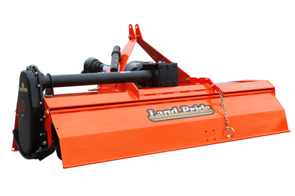 Land Pride | Rotary Tillers | RGA12 & RGR12 Series Gear Drive Rotary Tillers for sale at Kunau Implement, Iowa
