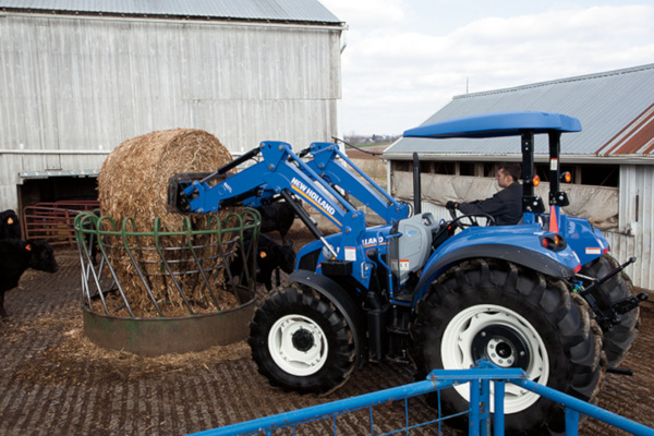 New Holland 622TL for sale at Kunau Implement, Iowa